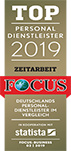 ACCURAT Top Personaldienstleister 2019